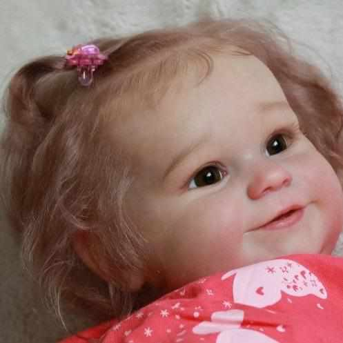 20'' Little Alessandra Cute Reborn Baby Doll -Realistic And Cute
