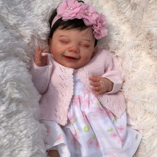 "20"" Realistic Anais Reborn Baby Doll Girl"