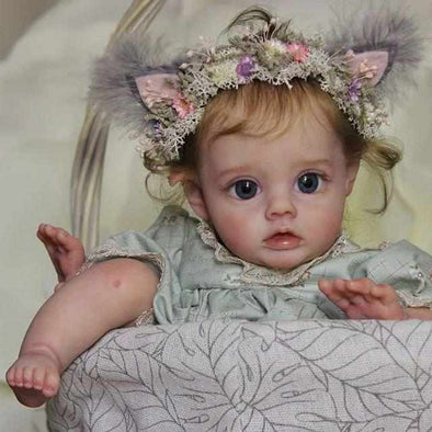 [2rd 20% OFF] 12 inch Sigrid Truly Fairy Reborn Baby Girl Toy