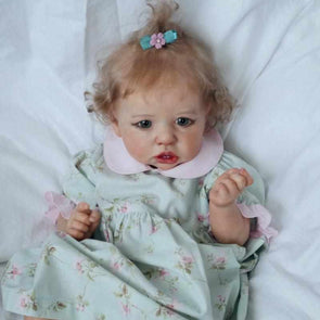 "[2nd 30% OFF] 22"" Presley Truly Reborn Baby Doll Girl, Gift"
