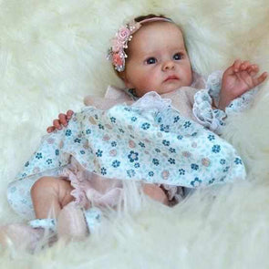 "18""  Arianna Realistic Reborn Baby Girl"