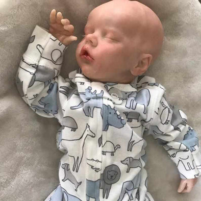 17'' Noemi Reborn Baby Doll Girl Toy