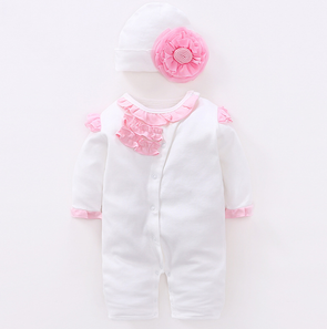 Toy Clothing Suit for 20-22 inch Reborn Baby Girl Toy