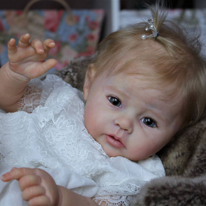 Realistic 20'' Antigone Reborn Baby Doll Girl- So Truly Lifelike Baby