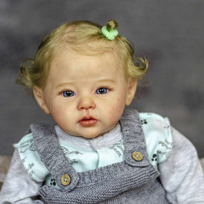 20'' Juliana Realistic Reborn Baby Girl