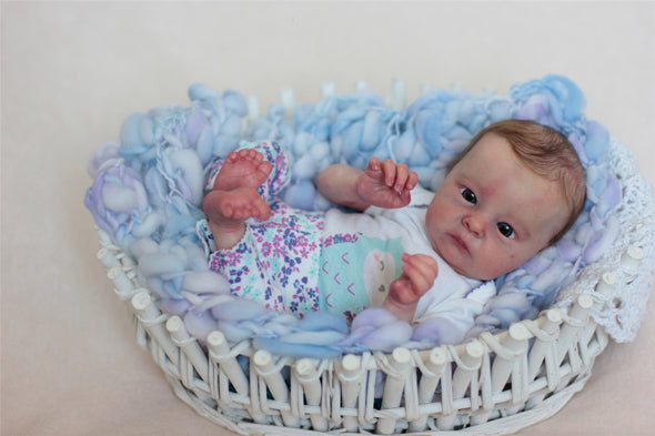 "18"" Tinka Realistic Reborn Baby Girl Toy"