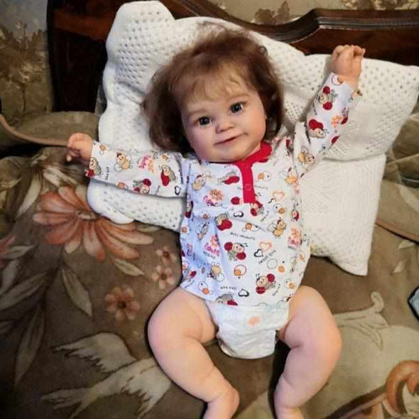 [Special Discount] 20'' Little Raelyn Cute Reborn Baby Doll -Realistic And Lifelike