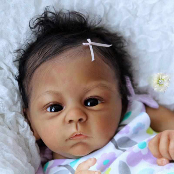 21inch Royalty Truly Reborn Baby Girl Doll, Gift