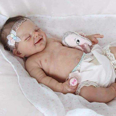"[Special Discount] 20"" Analia Truly Baby Girl Doll"