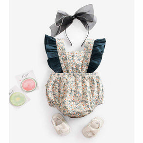 "Rebirth Doll Baby Clothing Short Sleeve Set, Suitable for 20 ""-22"" Rebirth Doll Girl Baby Clothing Set-"