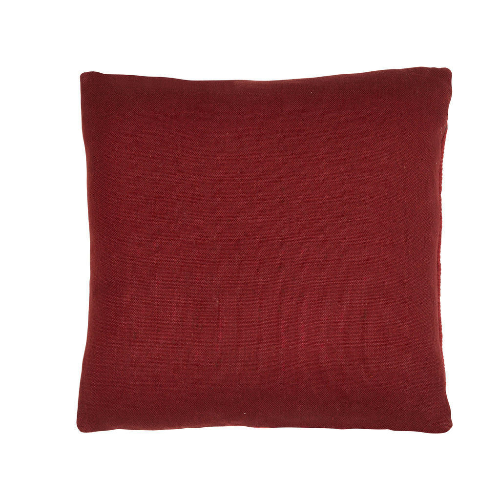 Square Pillow | Cardinal | 22x22
