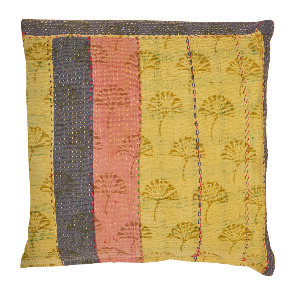 Canopy | Gingko | 22x22 Pillow