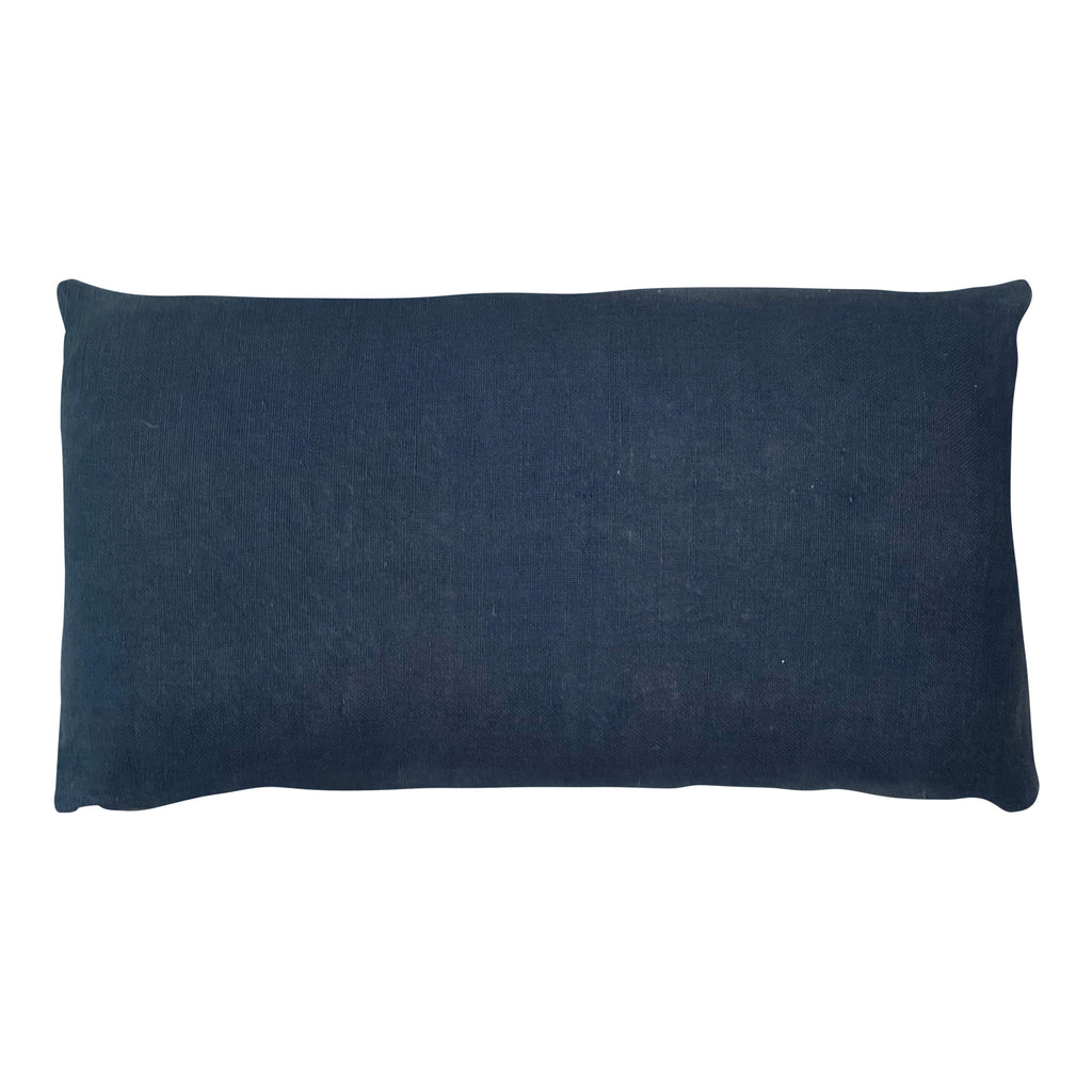 Midnight | Plank | 17x32 Pillow