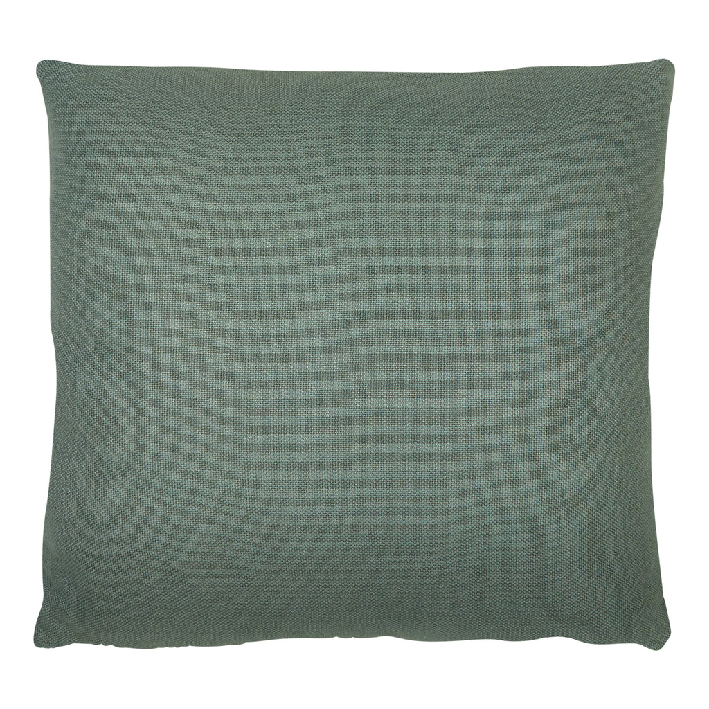 Seafoam | Gingko | 22x22 Pillow