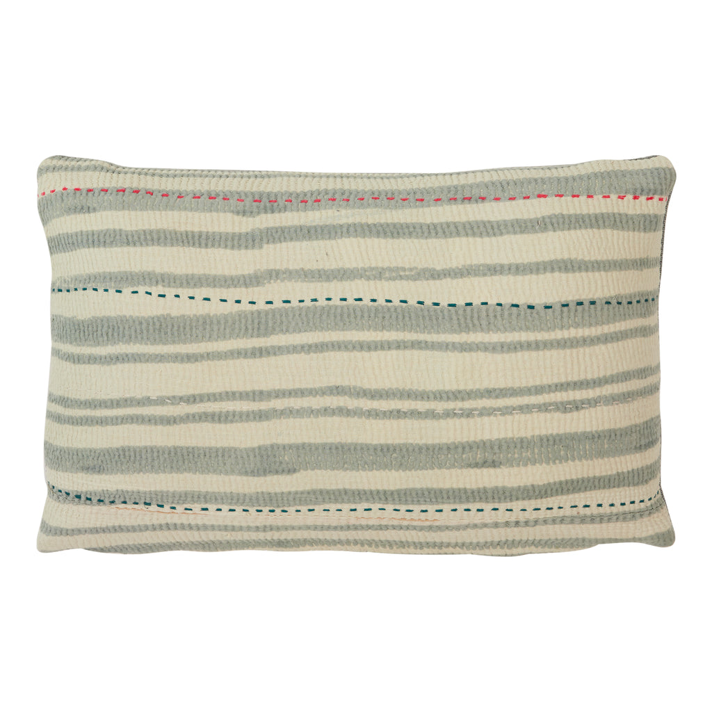 Seafoam | Plank | 14x20 Pillow