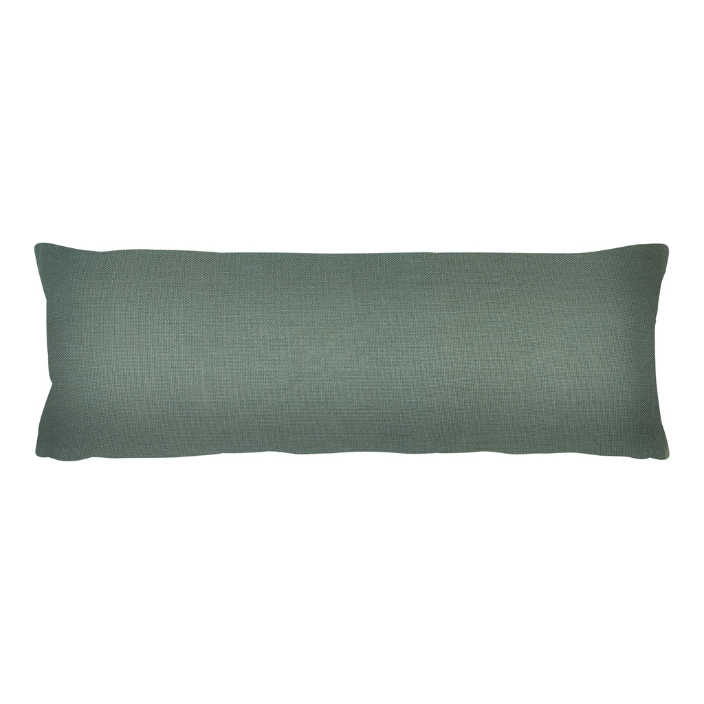 Seafoam | Plank | 10x30 Pillow
