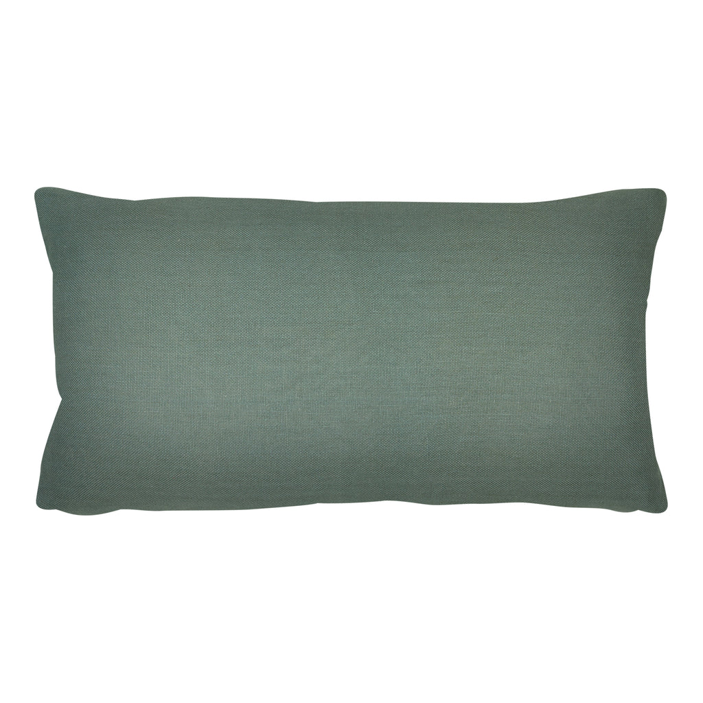 Seafoam | Plank | 17x32 Pillow