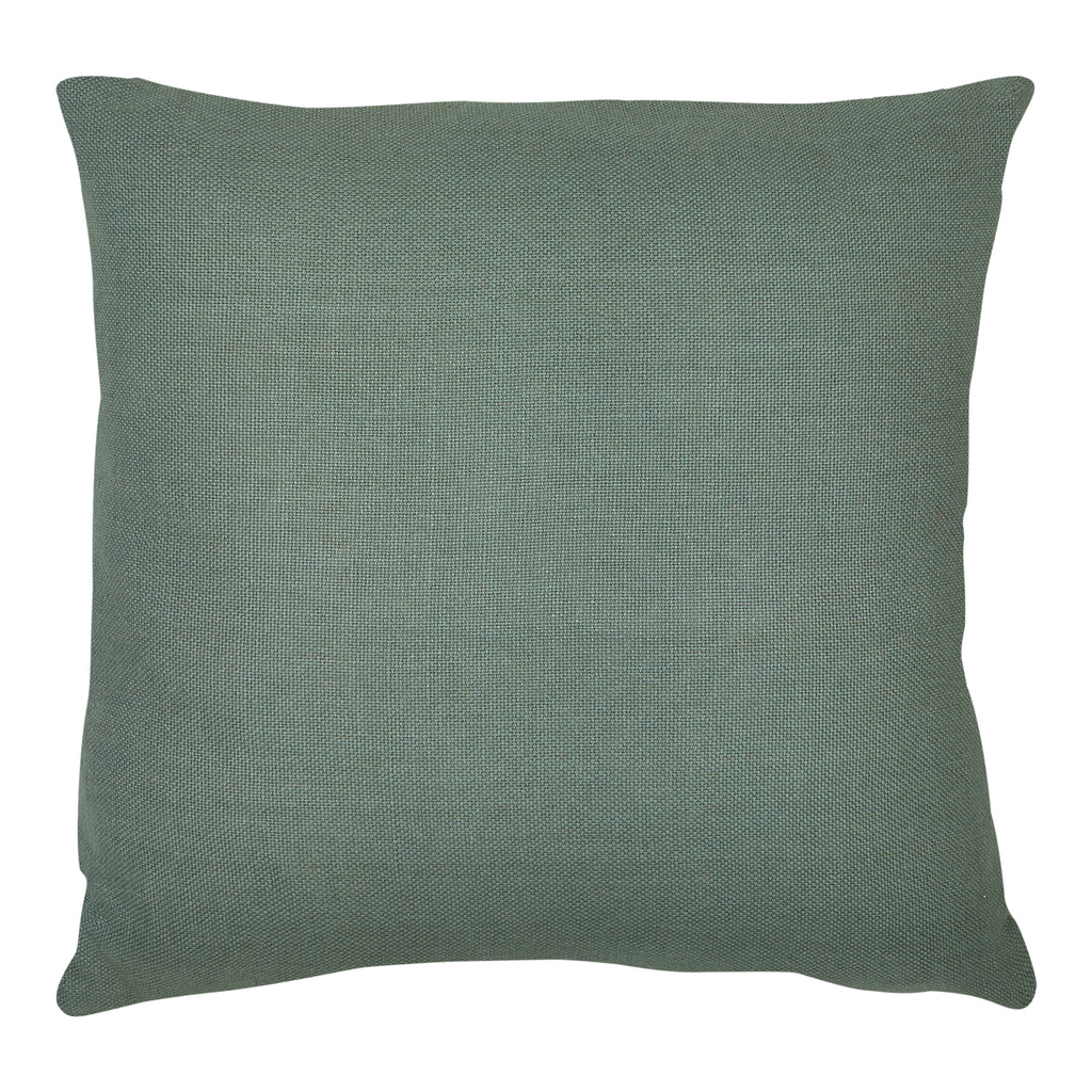 Seafoam | Plank | 22x22 Pillow