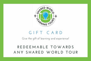 Shared World Gift Card