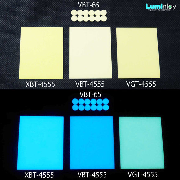 Luminlay Top inlay material