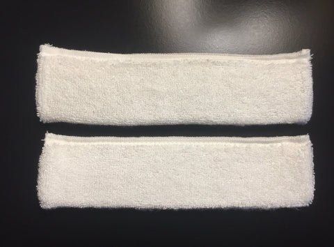 Super Thin High-Absorbent Bamboo Sweatband (Two Pack)