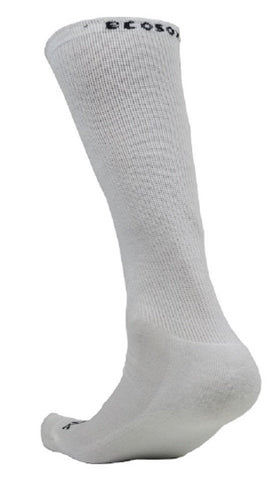 Athletic Half-Cushion Bamboo Socks