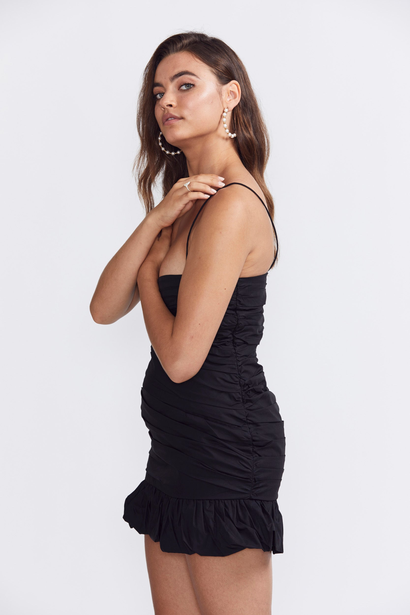 Bec & Bridge Colette Mini Dress - Black