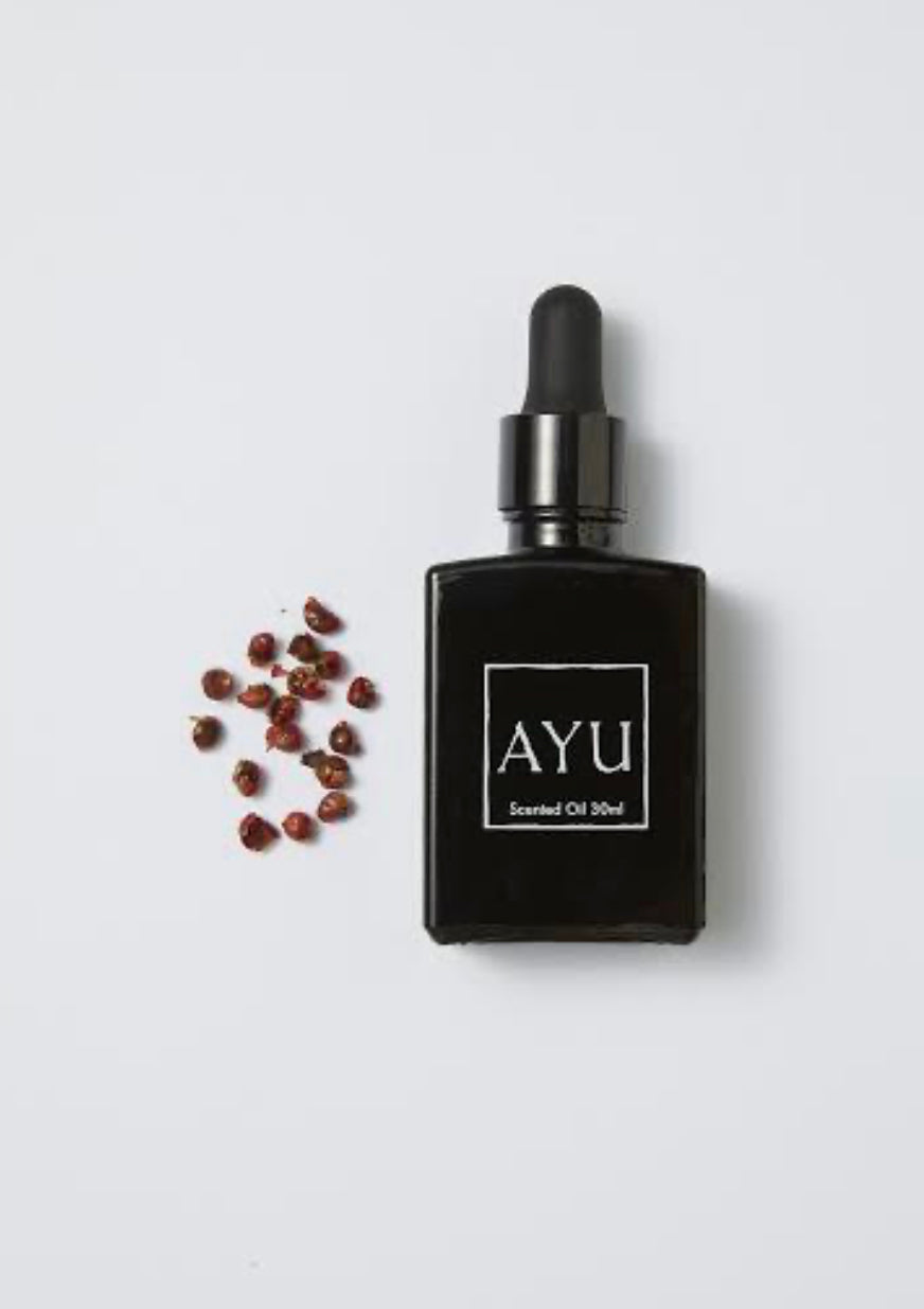 Ayu Ayuverdic Fragrant Oil 30ml - Sage