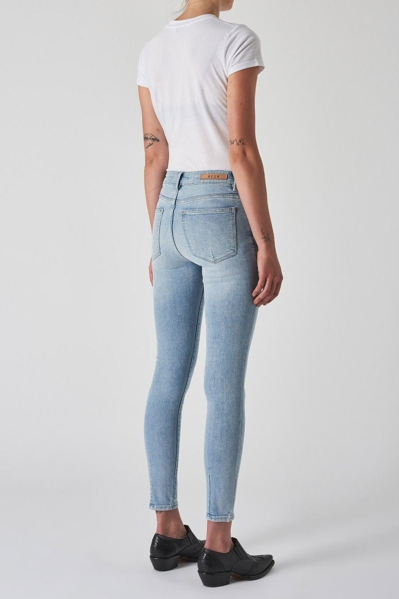 Neuw Denim Smith Skinny - Light Stoned