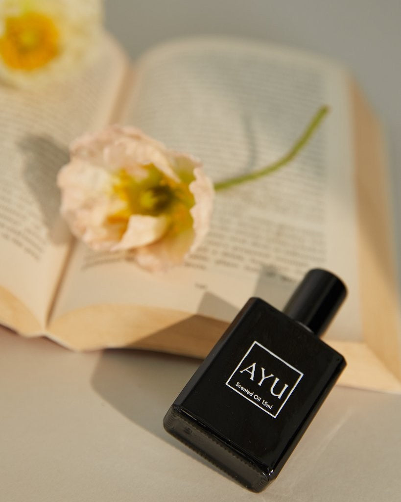 Ayu Ayuverdic Fragrant Oil Travel Size 15ml - Smoking Rose