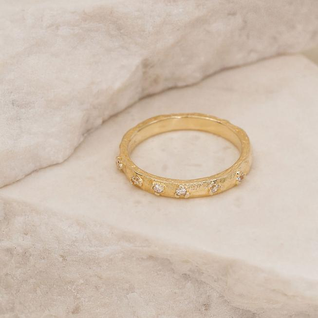 By Charlotte Enlightened Ring - Gold