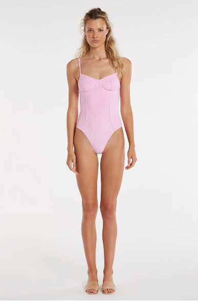 Zulu & Zephyr Fever One piece - Pink