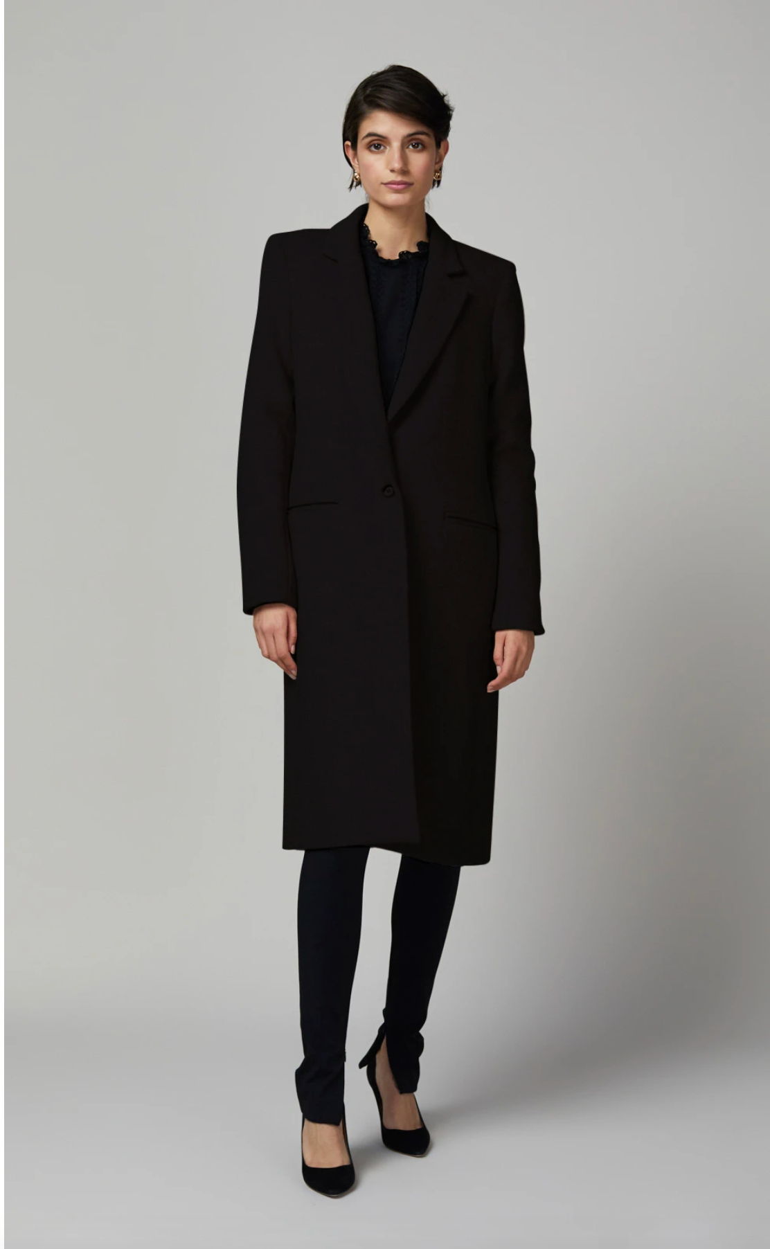 Bec & Bridge Hailey Coat - Black