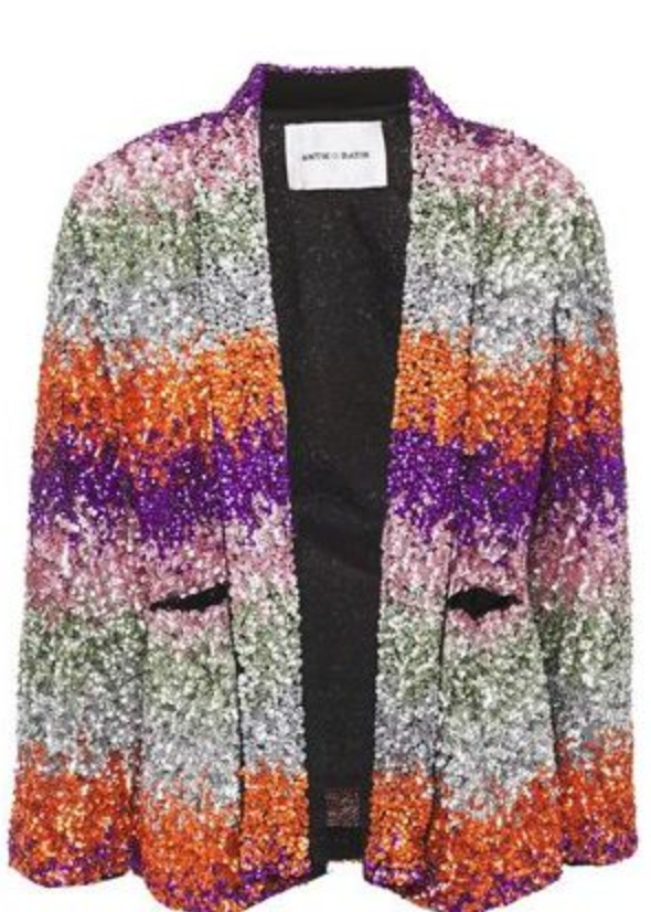 Antik Batik Sophoie Multi Coloured Sequin Jacket - Multi