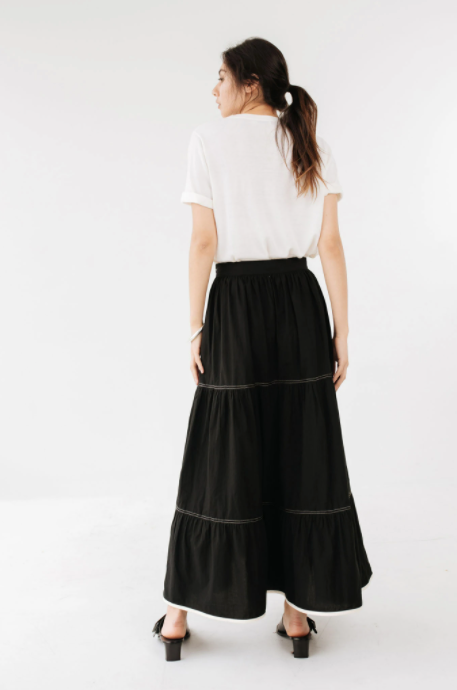 Marle Dusty Skirt - Black