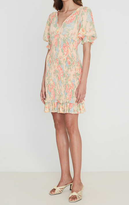 Faithfull The Brand Margherita Dress - Nadya Floral