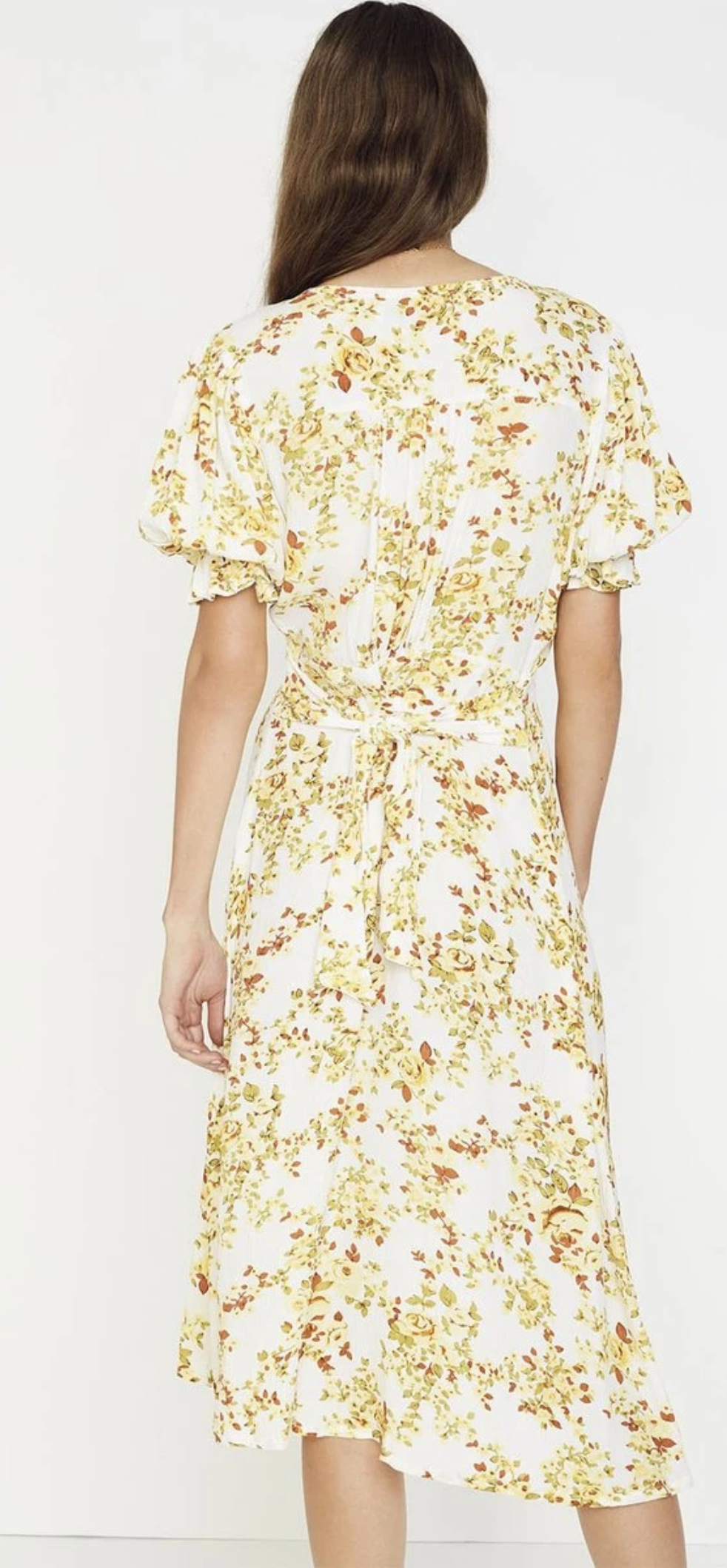 Faithfull Rafa Midi Dress - Goldie Floral
