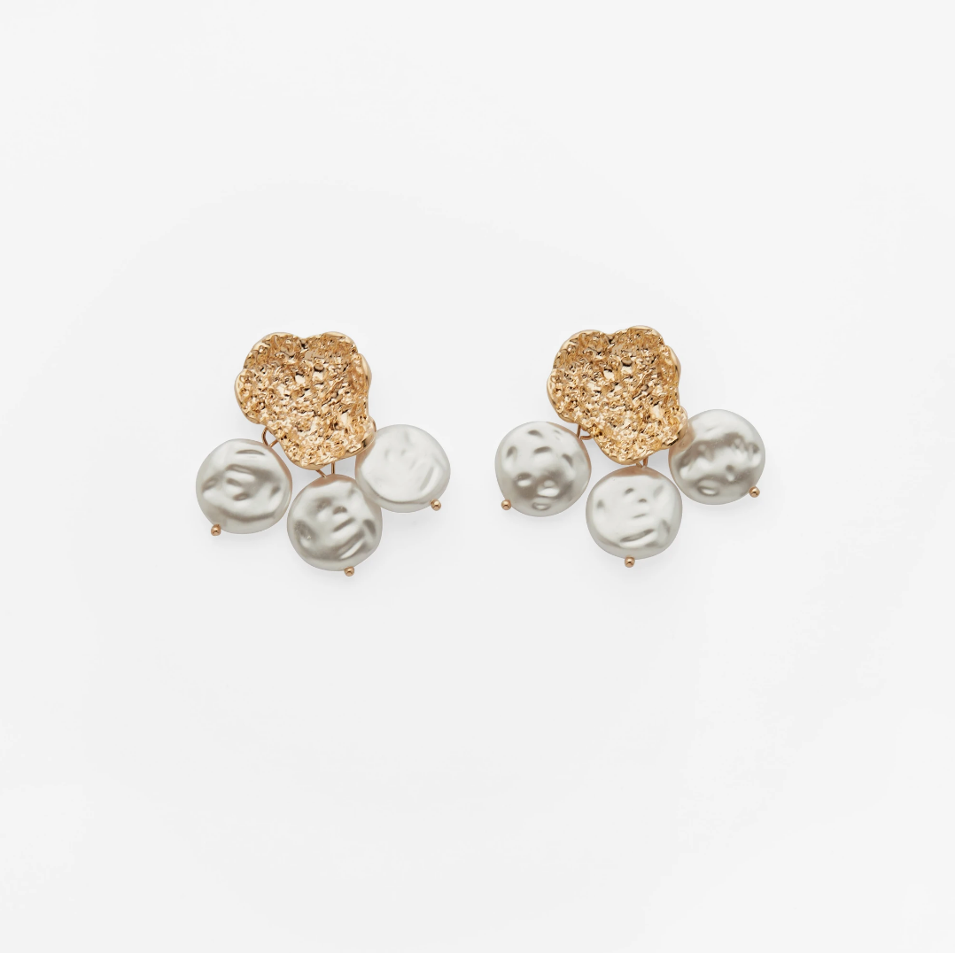 Reliquia Florence Earrings - Gold