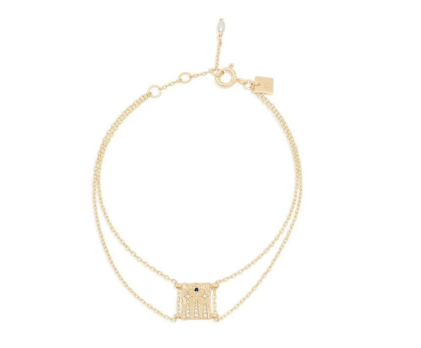 By Charlotte Magic Of You Bracelet - Gold