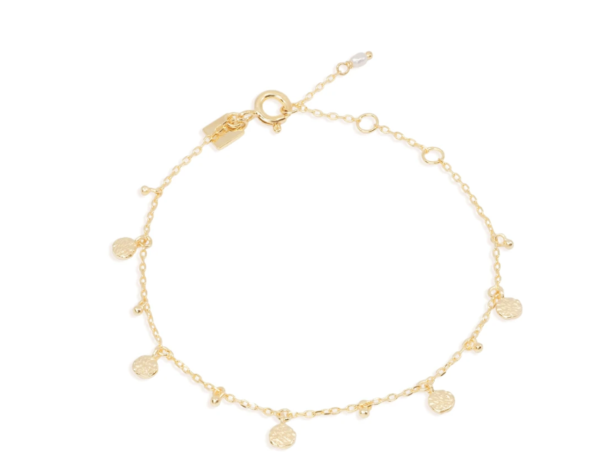 By Charlotte Guiding Light Bracelet - Gold