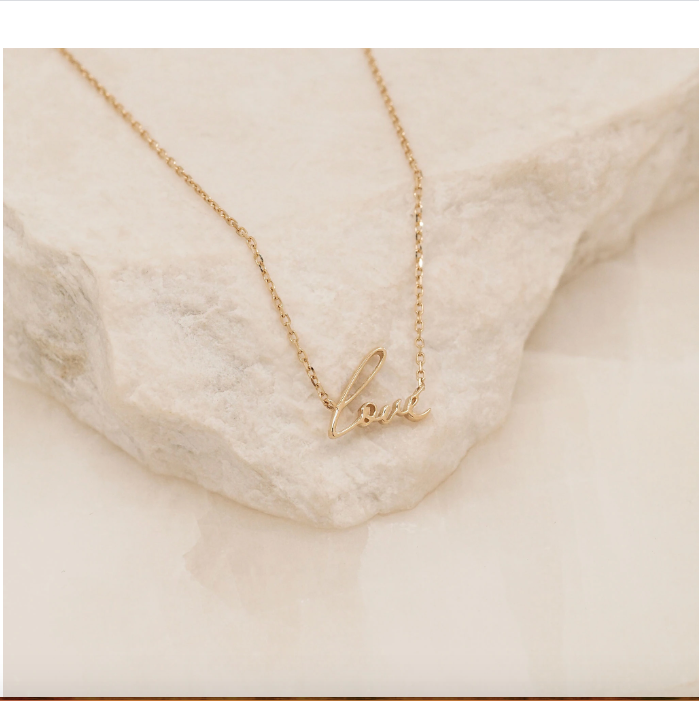By Charlotte 14k Gold All You Need Necklace - 14k Gold