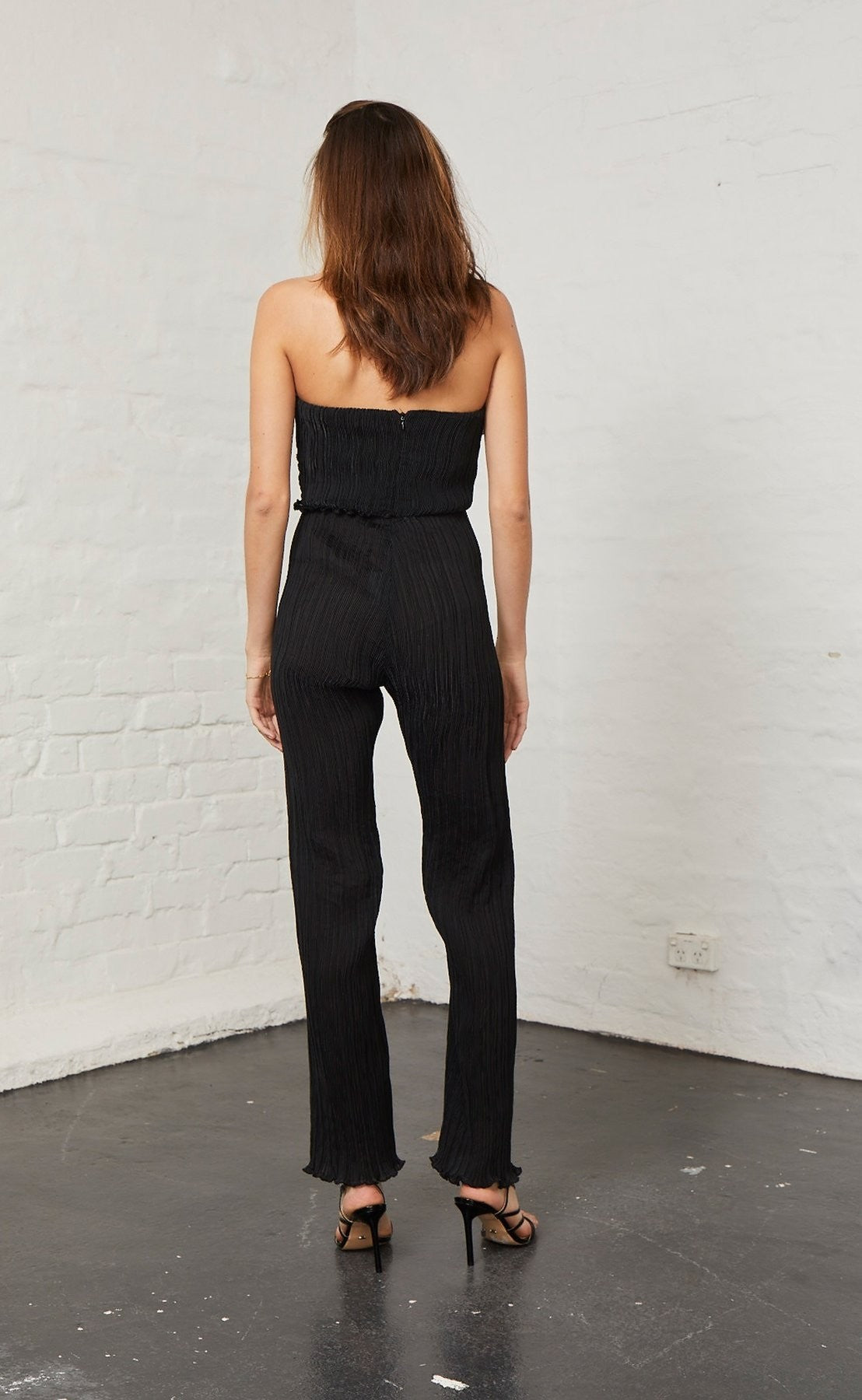 Bec & Bridge Loco Motion Jumpsuit- Black
