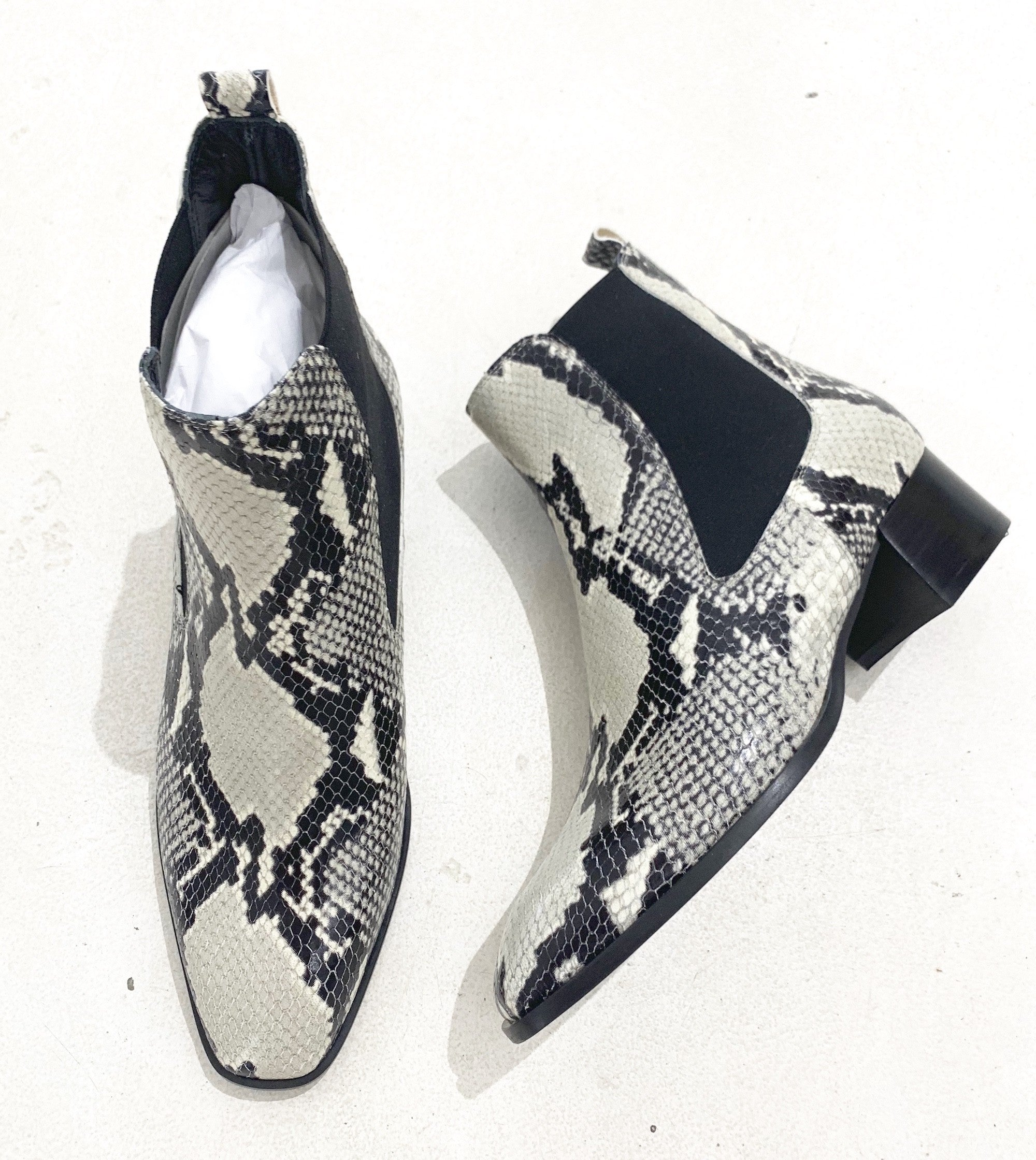 Department Of Finery Rocco Boot - Snake