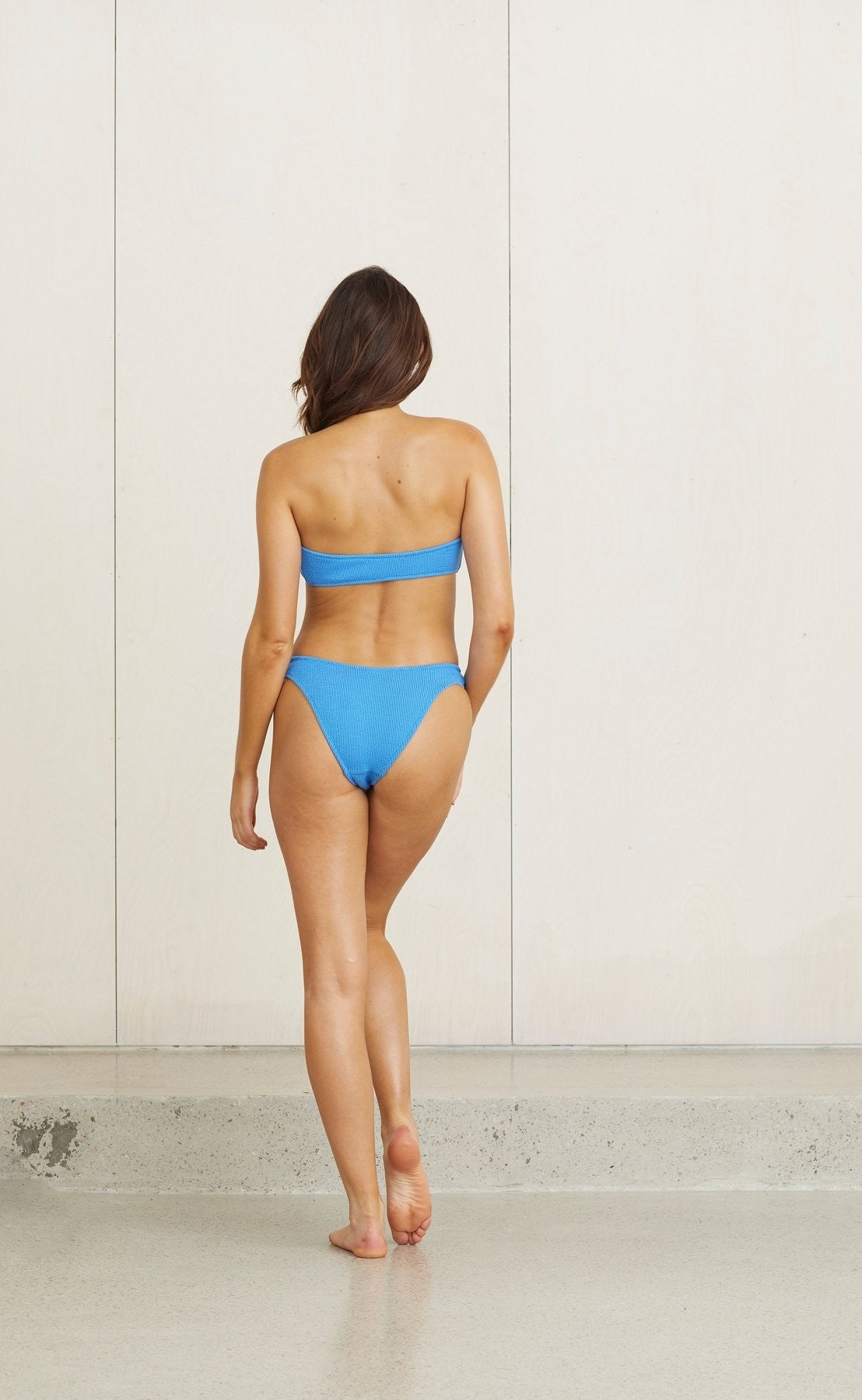 Bec & Bridge Billie Jean Bandeau- Cornflower