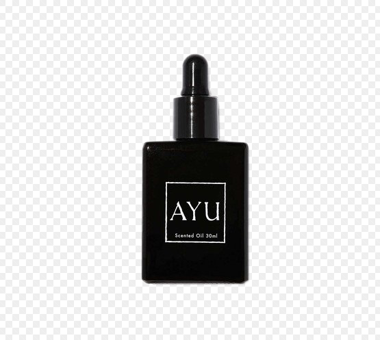 Ayu Ayuverdic Fragrant Oil Travel Size 15mL - Black Musk