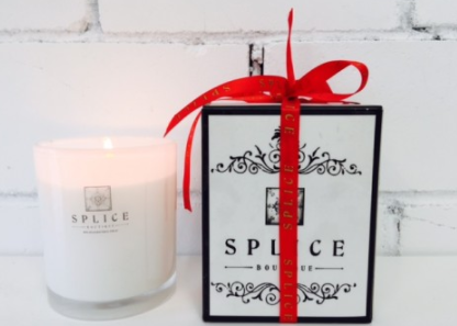 Splice X Splice Boutique Candle - Organic Berry