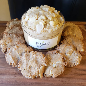 Macadamia Coconut Cookie Dough