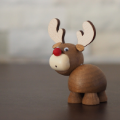 Picture of Rudolph the Red Nosed Reindeer Figurine