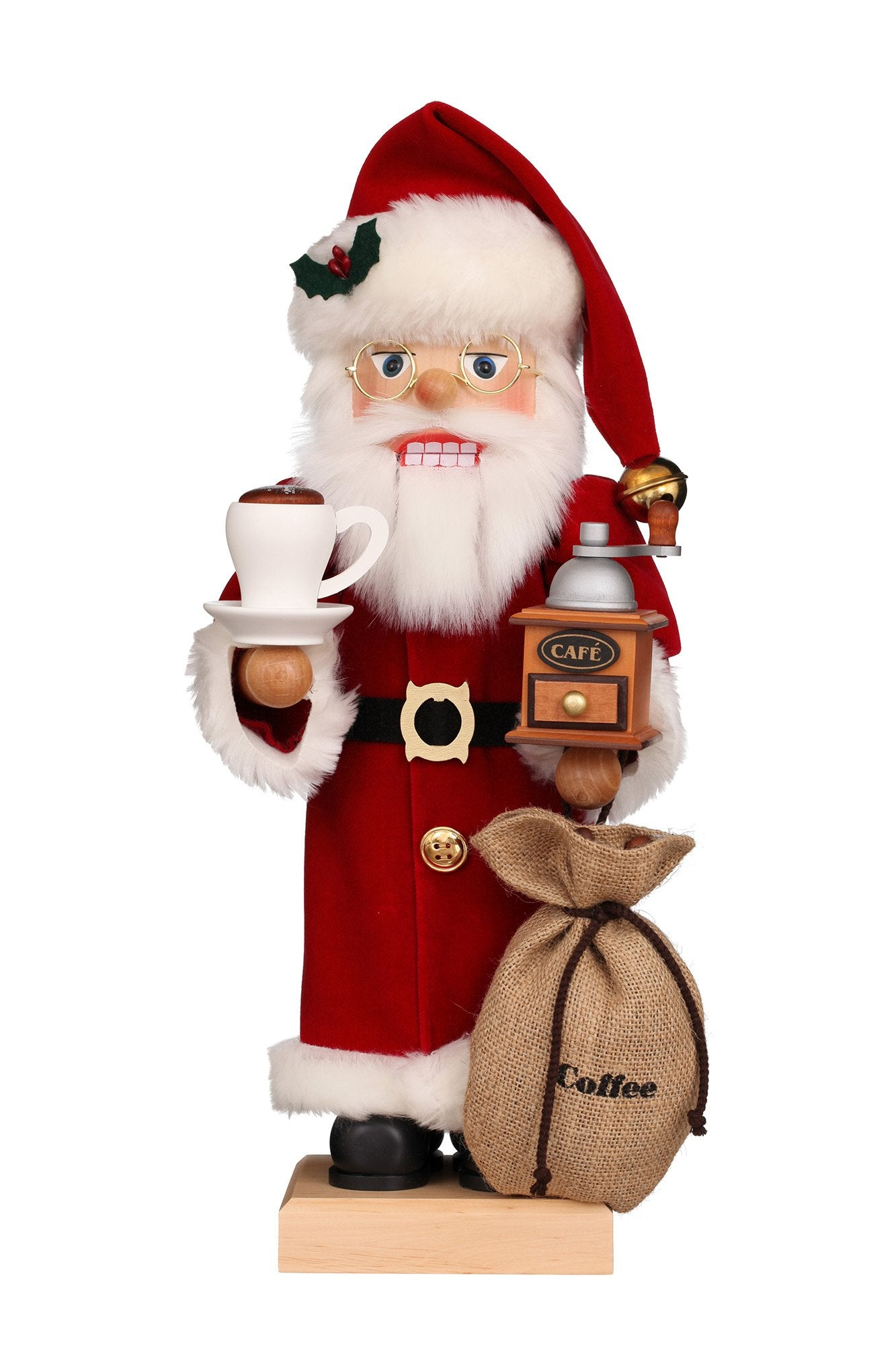 Nutcracker (Premium Collector's Edition) - Barista Santa