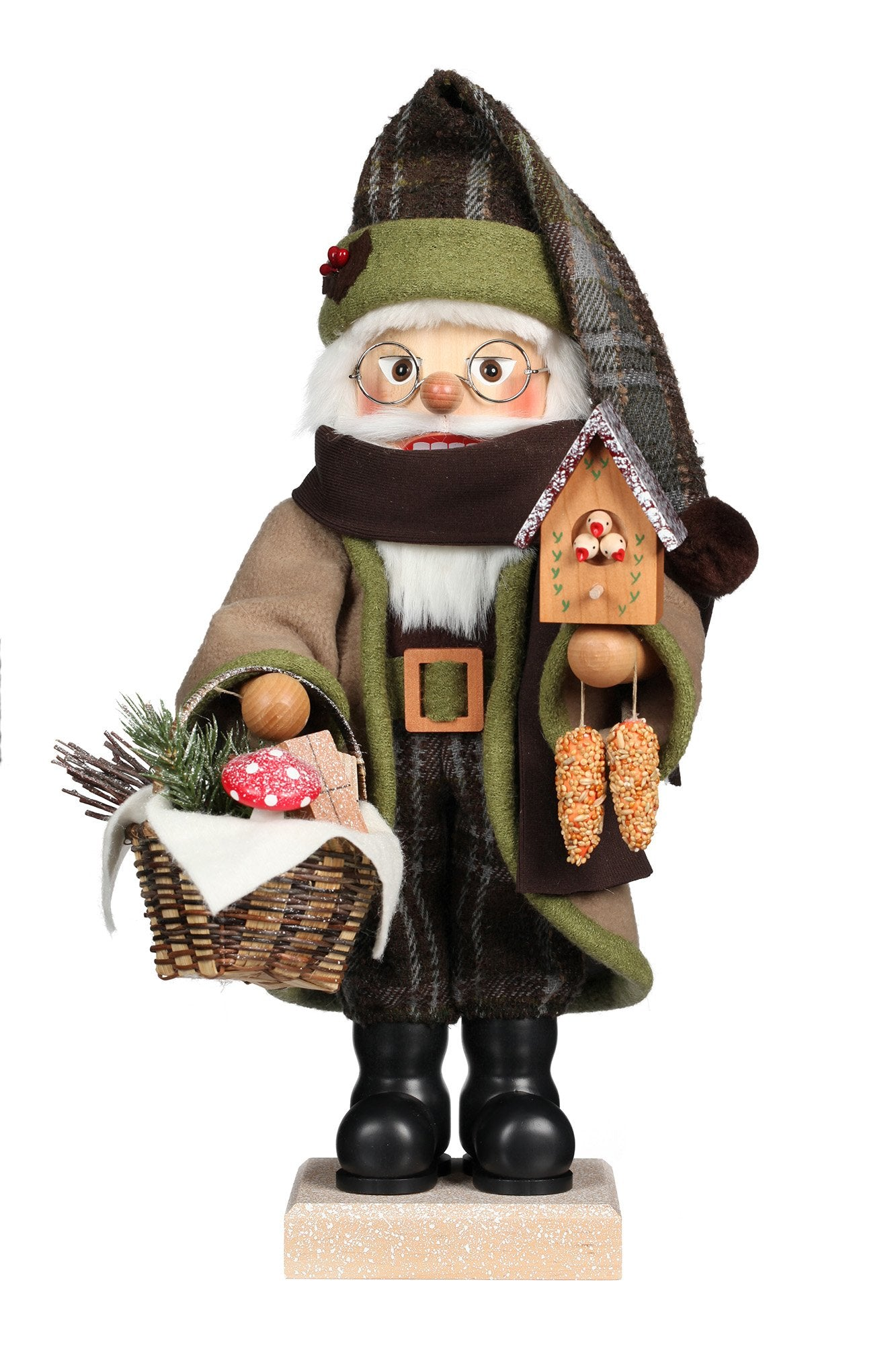 Nutcracker (Premium Collector's Edition) - Forest Friend with Birdhouse
